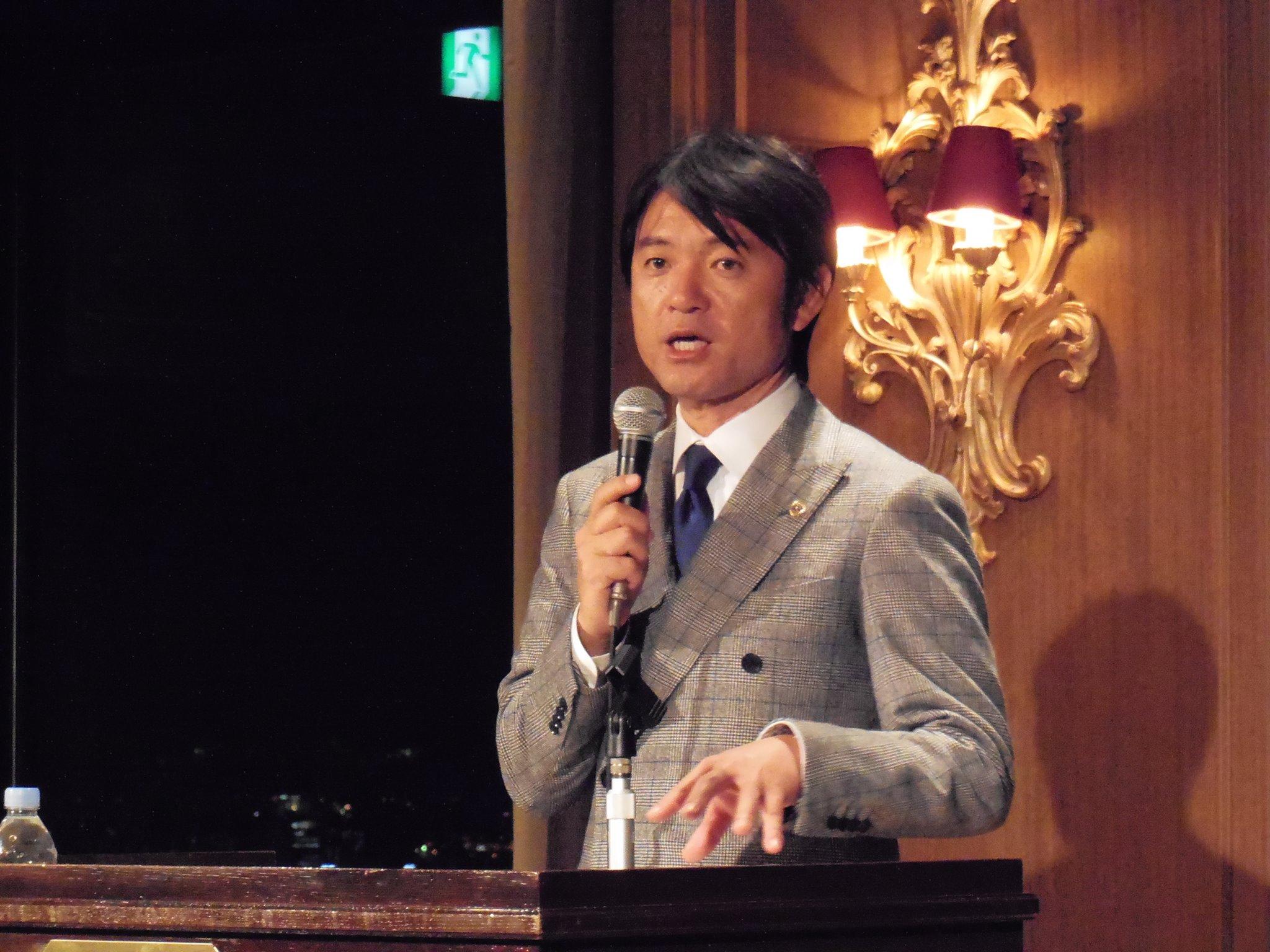 和友会政治懇談会20131123_森かずとみ2
