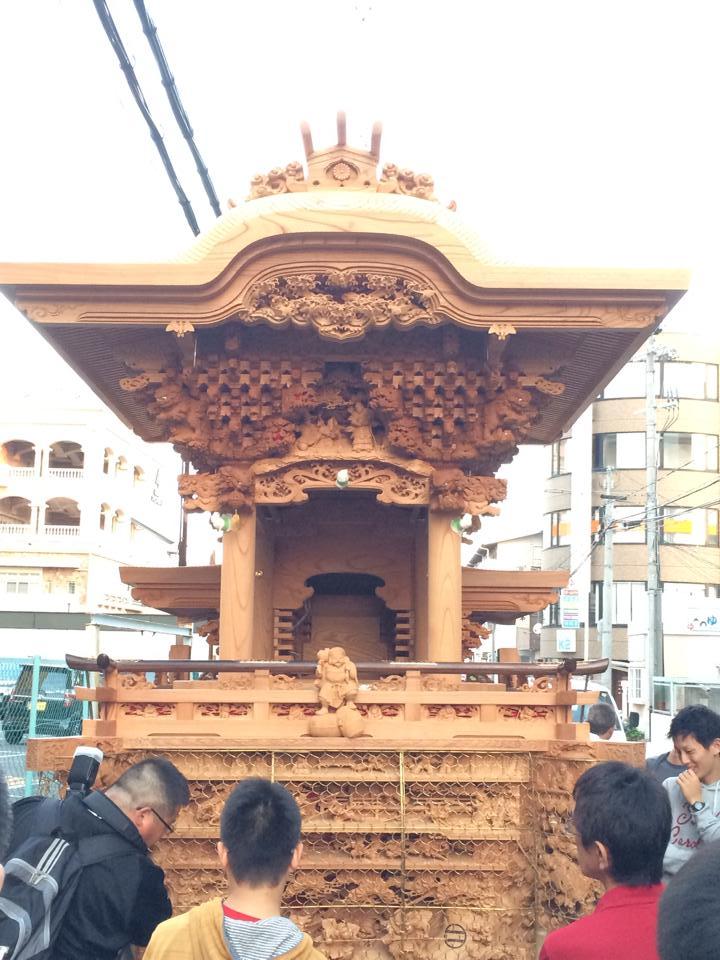 東泉寺だんじり20140928_森かずとみ2