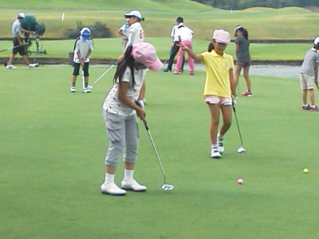 第4回和泉ジュニアオープンゴルフ_森かずとみ2