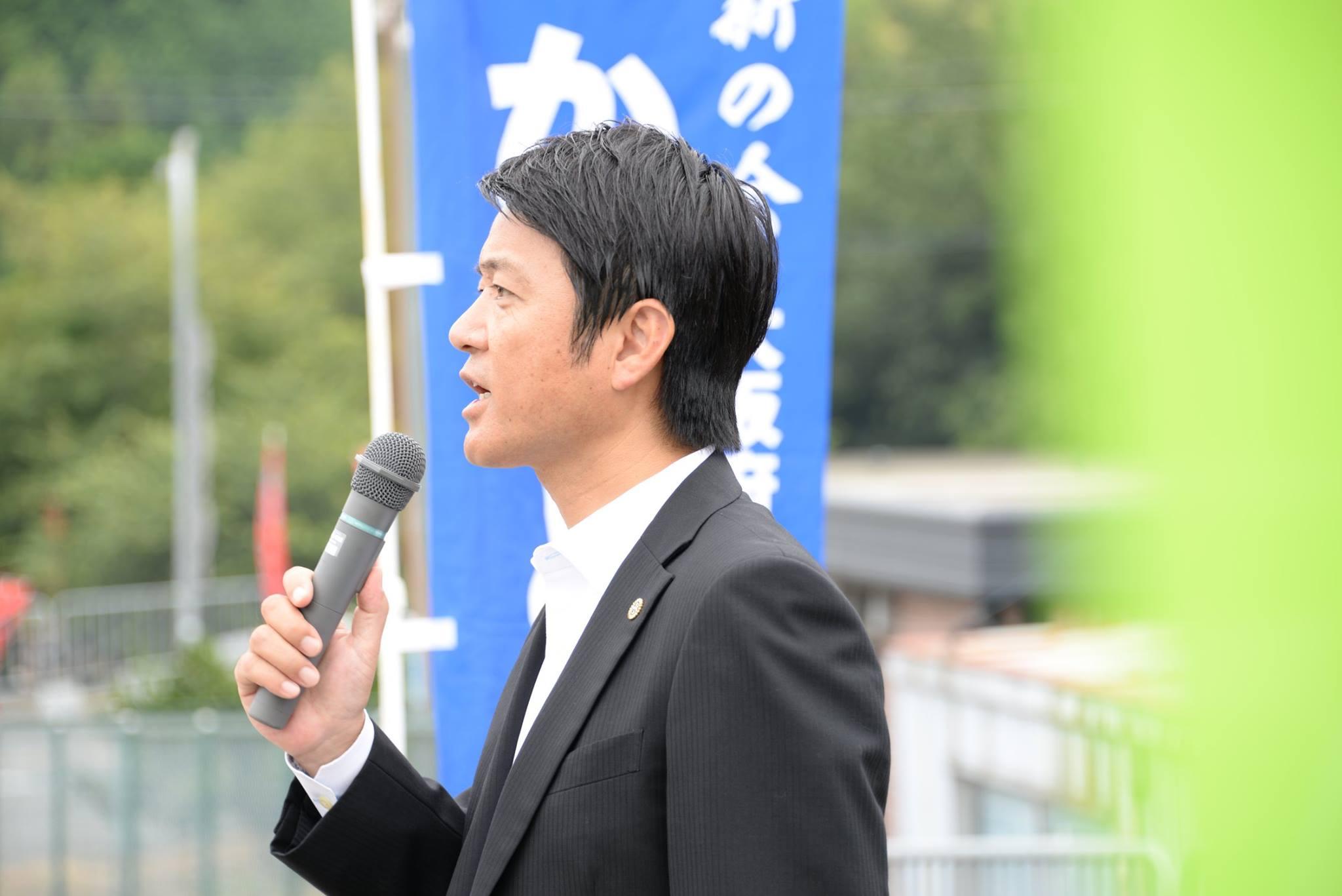 街頭演説20140920_森かずとみ1