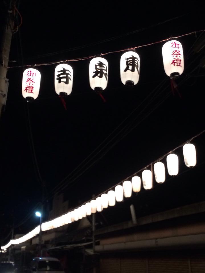 東泉寺だんじり祭り_森かずとみ1