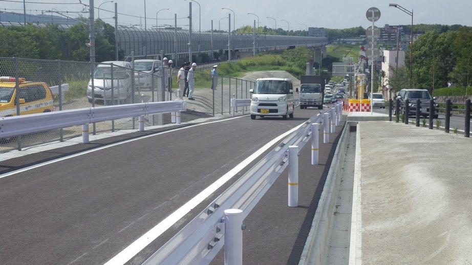 三林岡山線2(供用後)